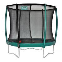 Ronde trampoline met veiligheidsnet 183