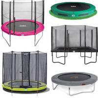 kleine trampolines tot 251 cm