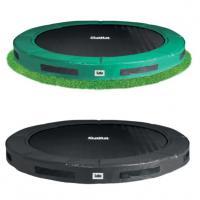 Inbouw trampolines zonder net 213 cm