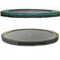 Inbouw trampolines zonder net 366 cm