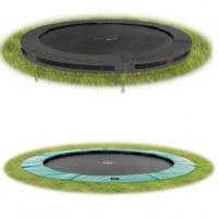 Inbouw trampolines zonder net 430 cm