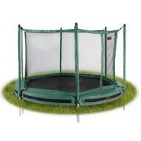 Ronde ingraaf trampoline met net 366cm