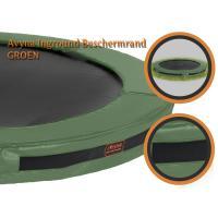 Inground trampoline rand 430 cm