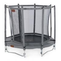 Ronde trampoline met veiligheidsnet 200 cm