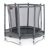 Ronde trampoline met net 200 cm