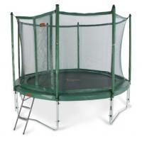 Ronde pro-line trampoline met net