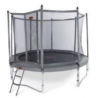 Ronde trampoline met veiligheidsnet 366 cm
