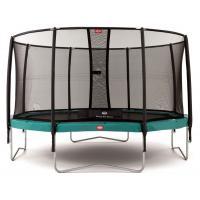 Ronde trampoline met veiligheidsnet 270 cm