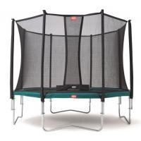 Ronde trampoline met net 270 cm