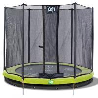 Ronde ingraaf trampoline met net 183cm