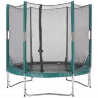 Ronde trampoline met veiligheidsnet 305 cm