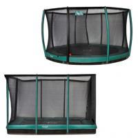 Etan inground trampoline met net