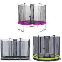 Exit Twist trampoline