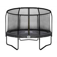 Ronde trampoline met veiligheidsnet 213 cm