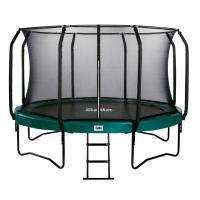 Ronde trampoline met net 430 cm