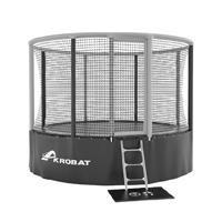 Professionele opbouw trampolines