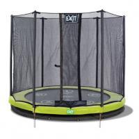 Inbouw trampoline met net 183 cm