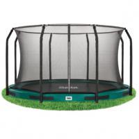 Inbouw trampolines met net 213 cm