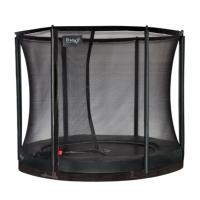 Inbouw trampoline met net 244 cm