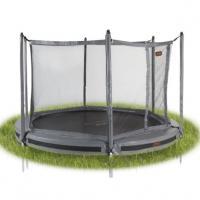 Inbouw trampoline met net 305 cm