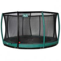 Inbouw trampoline met net 366 cm