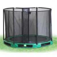 Inbouw trampoline met net 430 cm