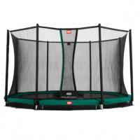 Inbouw trampoline met net 270 cm