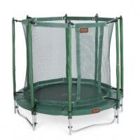 Opbouw trampoline met net 200 cm