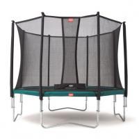 Opbouw trampoline met net 270 cm