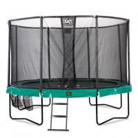 Opbouw trampoline met net 305 cm