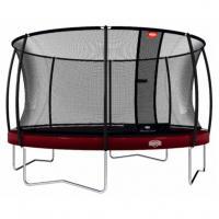 Opbouw trampoline met net 380 cm