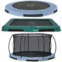 Etan Hi-Flyer inground trampoline