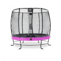 Opbouw trampoline met net 251cm