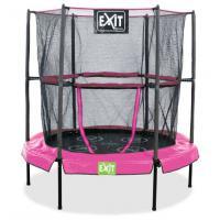 Ronde trampoline met net 140 cm