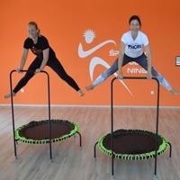 Professionele Fitness Trampoline