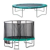 Ronde trampoline