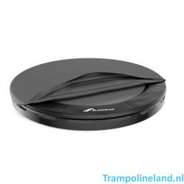 Akrobat Flat to the ground Trampoline hoes 430cm Antraciet