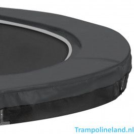 Etan Premium Gold Inground trampoline rand 305cm Grijs
