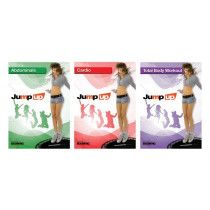 Jump Up Fitness DVD pakket Booming