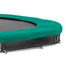 BERG Favorit inground trampoline rand 270cm Groen