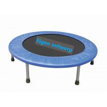 50x Custom logo Jump up fitness trampoline 96 cm (mini trampoline)