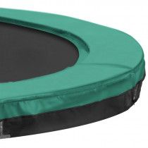 Etan Premium Gold inground trampoline rand 244cm Groen
