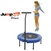 Orange Mooves Deluxe Jump up Pro trampoline 96 cm met beugel