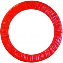 Fitness trampoline rand 96cm Rood