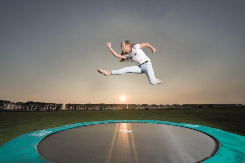 Super veel lol met de trampolines van Trampolineland