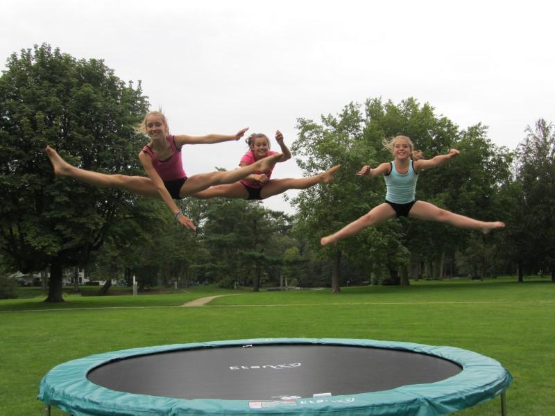Jumpup Trampoline fun