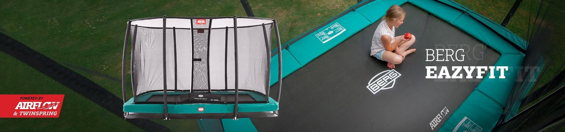Berg Eazyfit trampoline