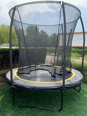 montage service trampoline