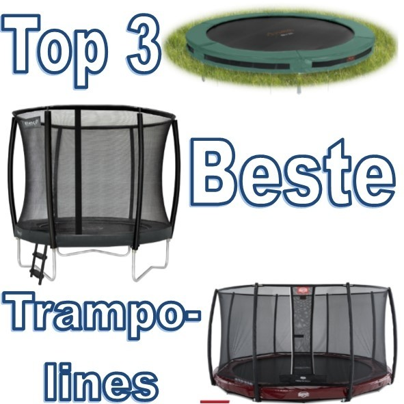 Beste trampolines op de markt