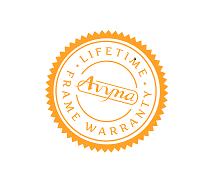 Levenslange garantie Avyna